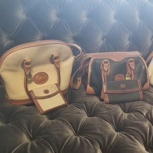 Dooney & Bourke Bags - Lot of 4 Vintage Dooney & Bourke Handbags